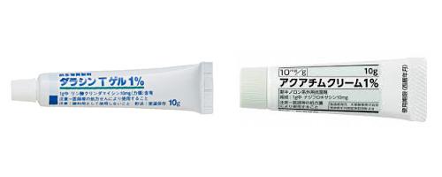 抗生物質外用薬
